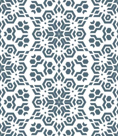 vektör koyu gri geometrik soyut monokrom mozaik seamless pattern beyaz arka