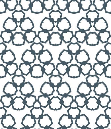 vector dark monochrome color abstract triangle urban futuristic seamless pattern Illustration