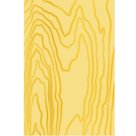 ligneous: vector light yellow wood texture illustration background