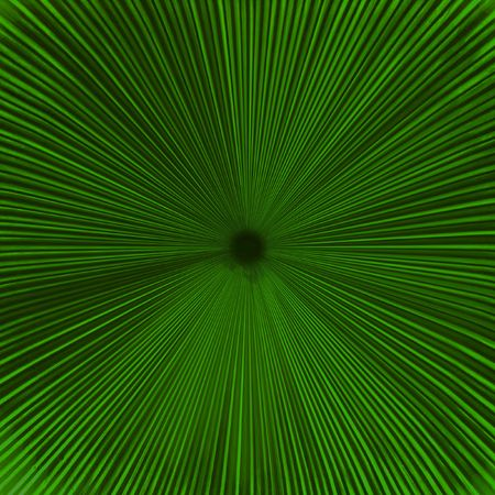 convergence: Emerald green fluted abstract - great backgroundtexture Stock Photo