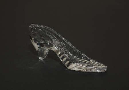 cinderella: Cinderella Shoe Stock Photo