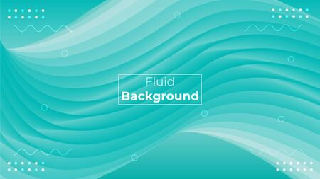 Abstract Background with 3d fluid shapes Vector 3D Fluid Vector Shape Abstract Background