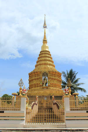 Thai art Temple of Thailand Stock Photo - 14652285