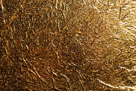 gold leaf texture background
