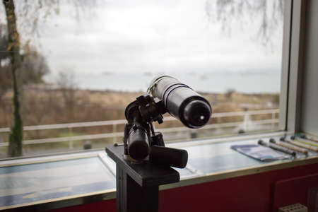 looking glass viewing false creek