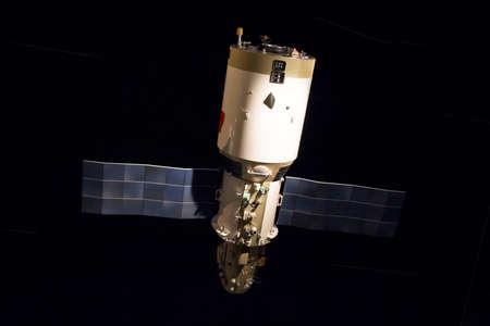 russian space satellite display Editöryel