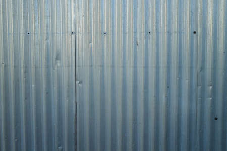 siding: grey aluminum siding