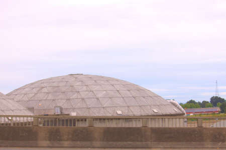 domes: Factory domes