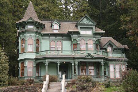 eugene: Shelton-McMurphy House in Eugene