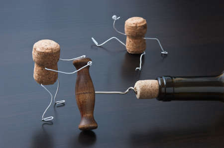 bartending: Dolls of the tubes and wires