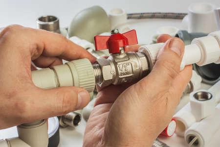 Szaniter csővezeték alkatrészek