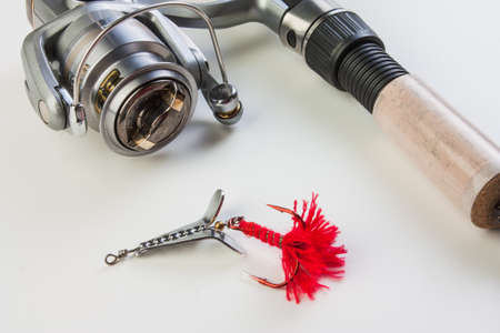tackle: spinning and tackle for fishing