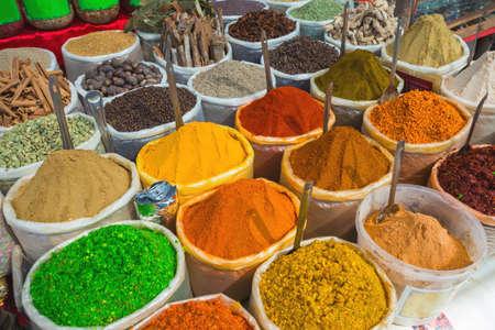 고아 및 인도의 다른 주들에서의 향신료 판매