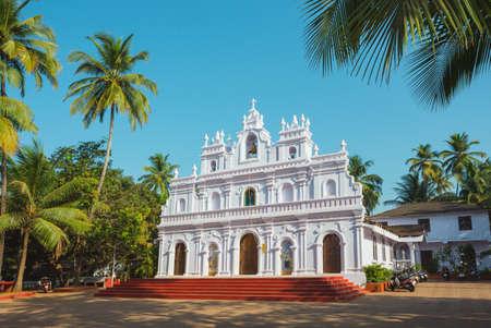 Church of Our Lady of Mount Carmel, Arambol, Goa, India