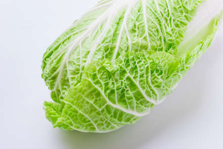 Fresh raw lettuce and herbs for dietary