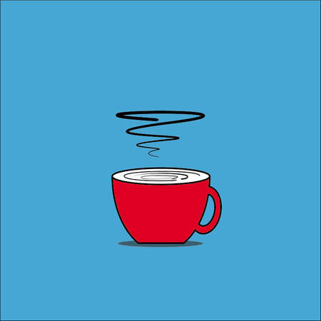 Red Cup, Coffee cup, Cup of Coffee, Cup