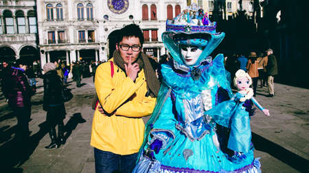 carnevale: italy venice Carnevale Di Venezia Editorial