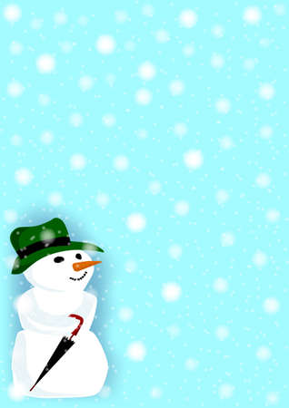 shiver: Snowman in a Storm
