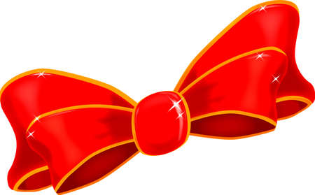 Silk Bow Vector