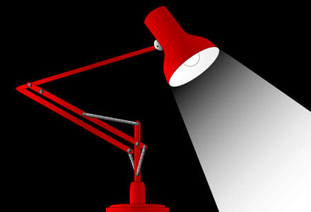 poise: L�mpara anglepoise T�pica