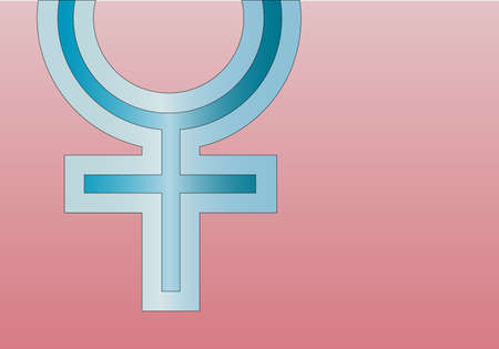 depictions: The astrological signs Venus the Goddess of love