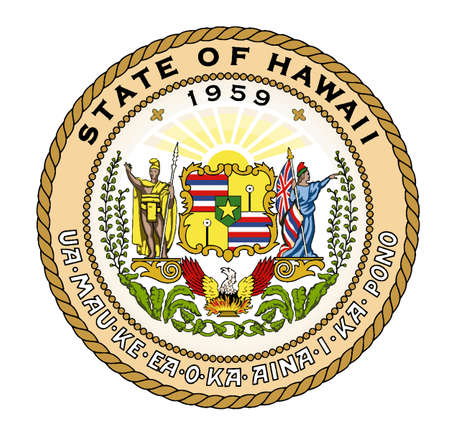 unites: State Seal of Hawaii