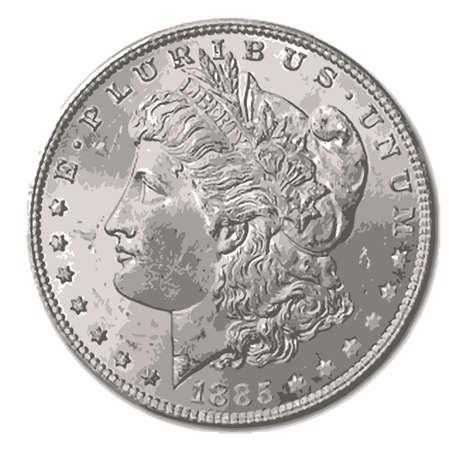 us coin: Moneda estadounidense