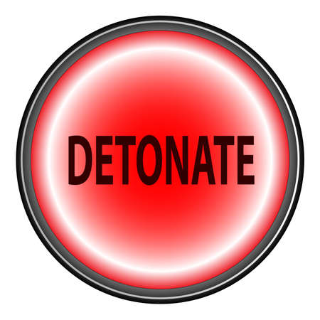 detonate: A detonate button as may be found on high explosive devices