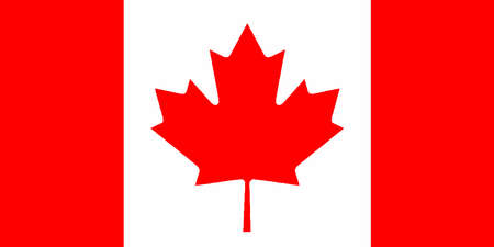 canadian flag: The canadian flag