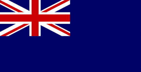 naval: The Union Jack naval flag known as the naval reserve flag