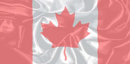 canadian flag: The canadian flag