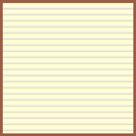 blinds: A set of closed ivory colour venitian window blinds as a background