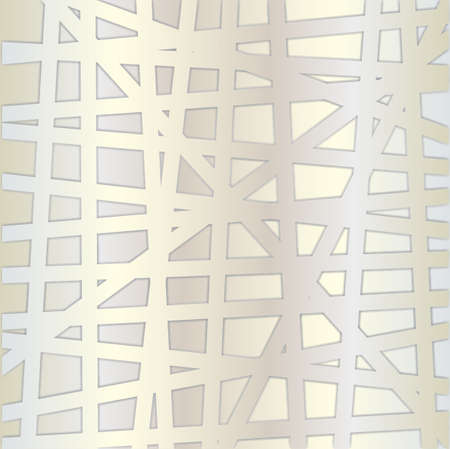 criss cross: A white metal criss cross style background with shaddow Illustration