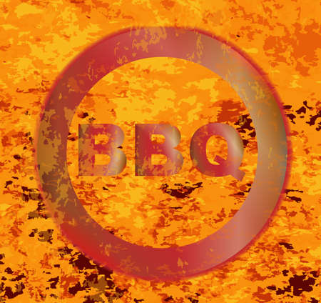 inferno: A BBQ brand in a blazing inferno