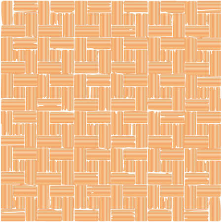 oblongs: A wooden parquet flooring pattern as a background.