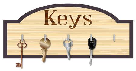 key board: Wood Key Board