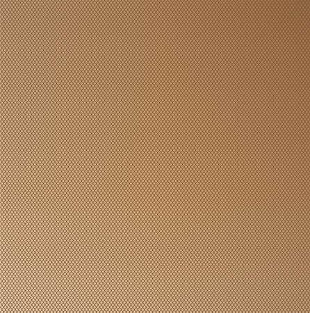 nylon: The stitch of a nylon stocking in brown