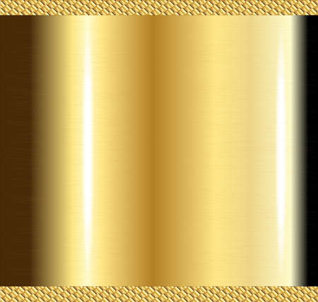 scratched: A Scratched Brass Background Illustration