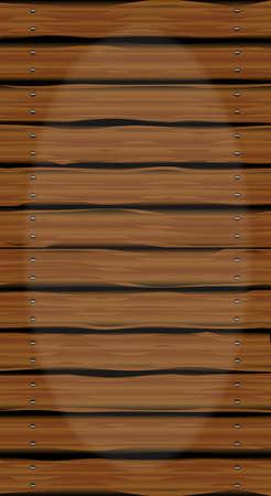木製の通路は木製の穀物を示す針葉樹の板から成っています。 写真素材 - 49080057