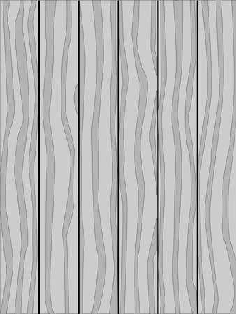 灰色木材フェンスは木製の穀物を示す針葉樹の板から成っています。 写真素材 - 49080198