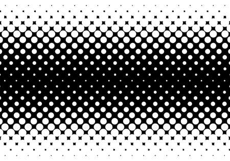 half tone: A half tone image with white dots set against a black background.