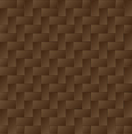 skintone: A collection of dark skintone block flooring Illustration