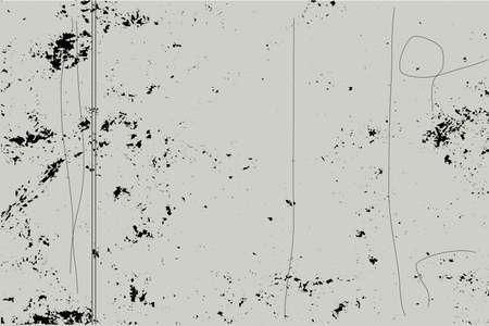 beginnings: A heavy grunge silent movie frame background