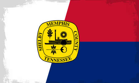 memphis: The flag as adopted by the city of Memphis
