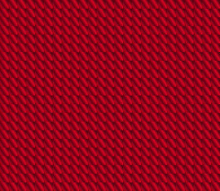 boxed: A red gradient carpet pile style background