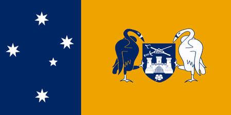 oz: The flag of the Australian Capital Territory