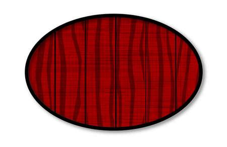 暗い赤木オーベル粒とグランジ効果を示す. 写真素材 - 62074159