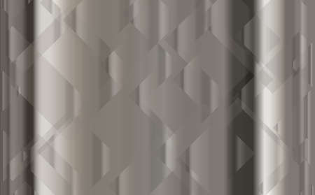 oblongs: A background of faded silver squares overlapping each other