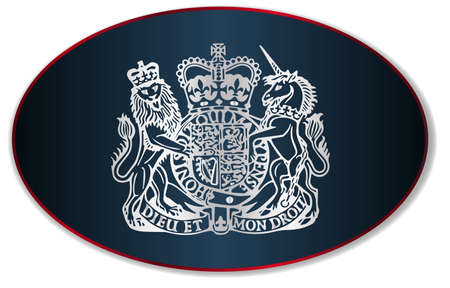 minister: British coat of arms as used by the United KingdomPrime Minister Illustration