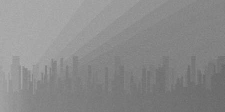 mottle: A grey city grunge as a background with mottle style